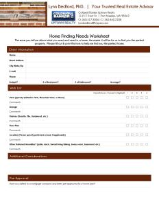 home finding needs worksheet-page-001